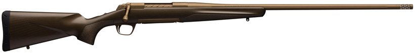 Browning X-bolt Pro 6.5 Creedmoor