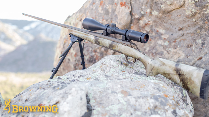 Browning X-bolt hells canyon speed rifle giveaway