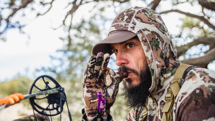 Calling tactics for Arizona black bear hunting
