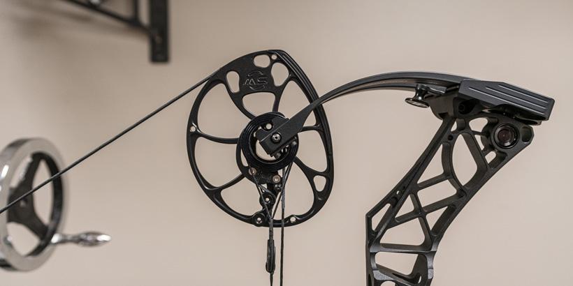 Cam timing on Mathews VXR 31.5 bow