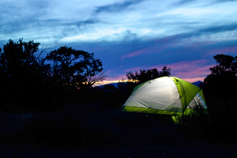 Improving your sleeping system in the backcountry
