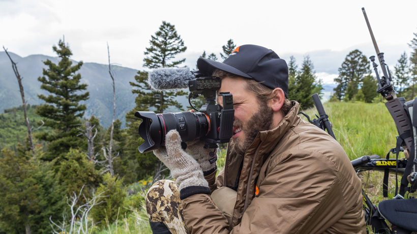 Capturing your next hunt on film