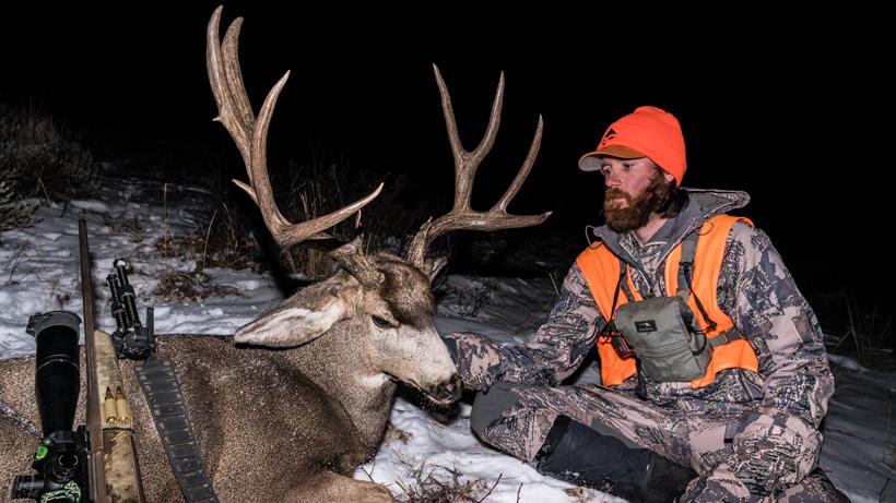 Colorado 2021 mule deer rifle season dates