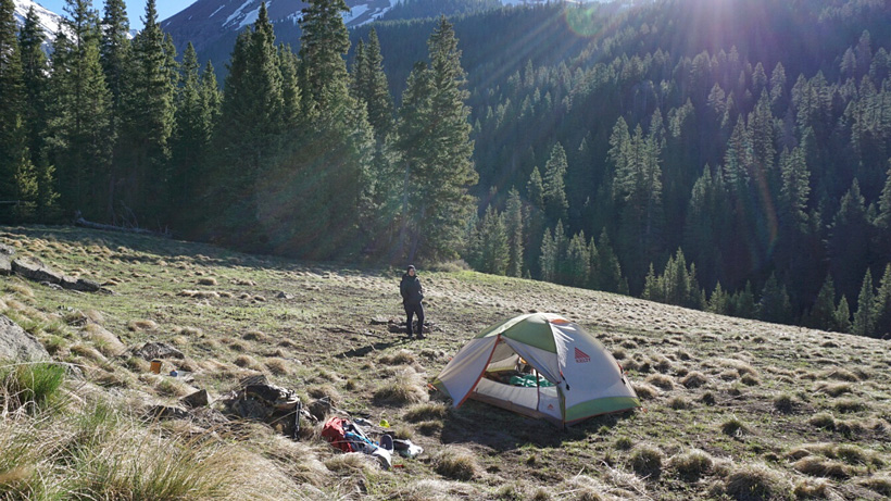 Colorado scouting trip for elk