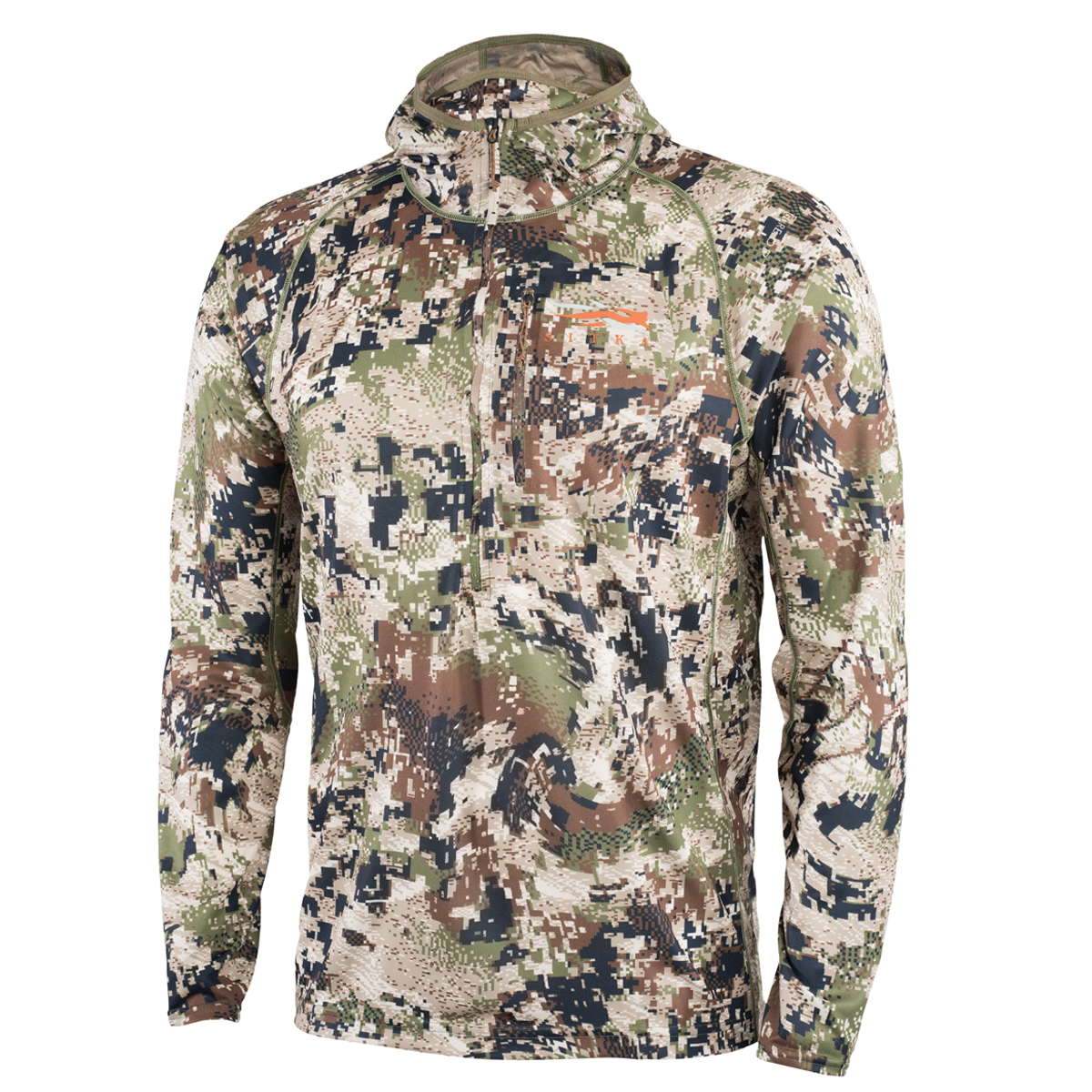 The SITKA Core Lightweight Hoody in Subalpine
