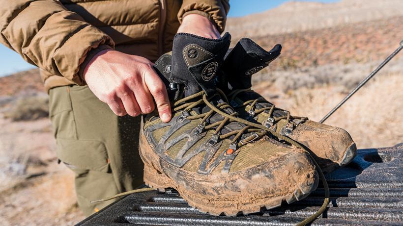 Crispi hunting boots