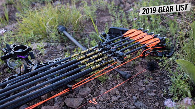 Dave Barnett high country archery mule deer gear list