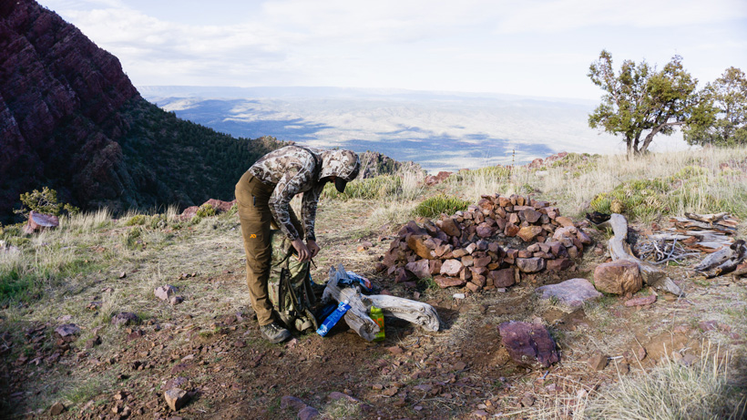 Day hunts vs extended week long hunt