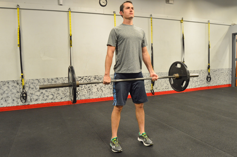 Deadlift for hunting part two