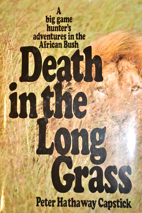 Death in the long grass book