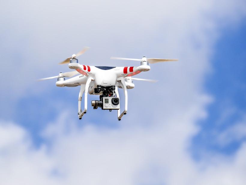 Michigan drone ban for hunting