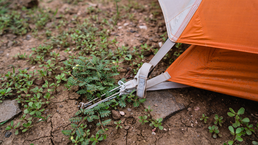 Durability of backpacking gear