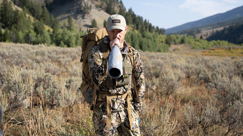 Effectiveness of calling elk during the rut