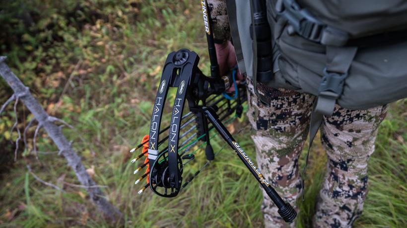 Elk hunting with Mathews Halon X bow