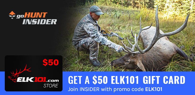 "Elk 101 Promo - Use promo code ""ELK101"" for a gift card"