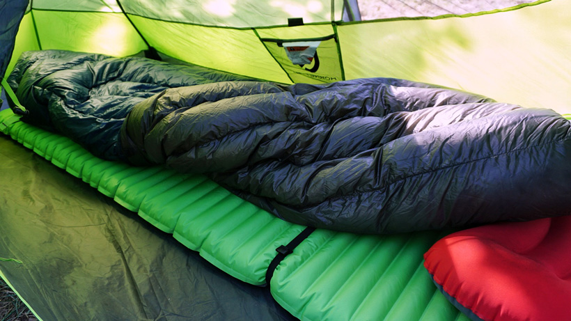 Enlightened equipment backcountry quilt