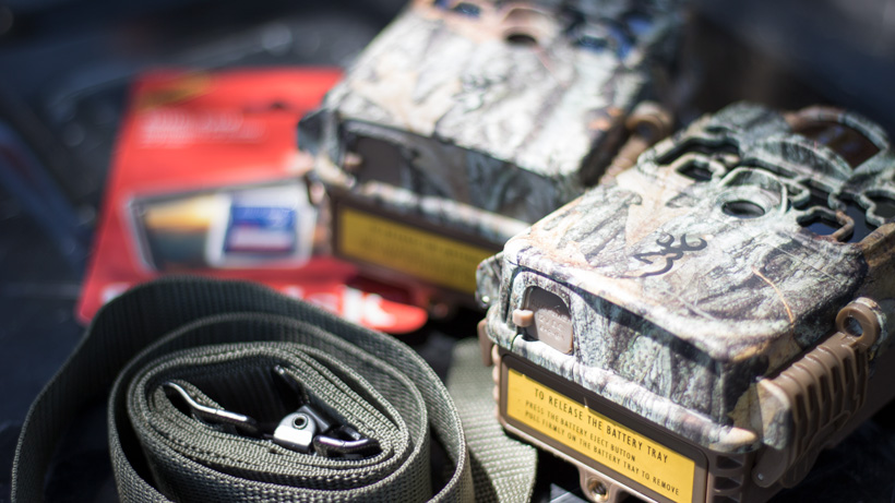Essential tools for running Browning trail cameras