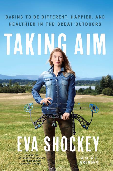 Eva Shockey new book Taking Aim