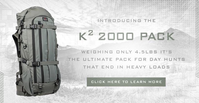 Exo Mountain Gear K2 2000 backpack