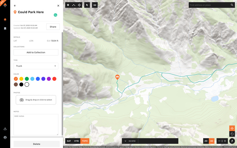 Figuring out elk hunting access