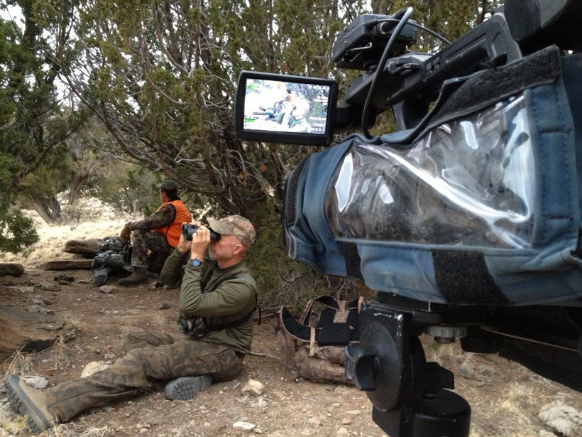 Filming your hunts