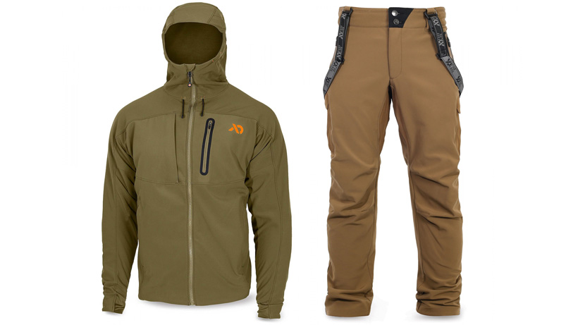 First Lite Catalyst jacket and pant combo