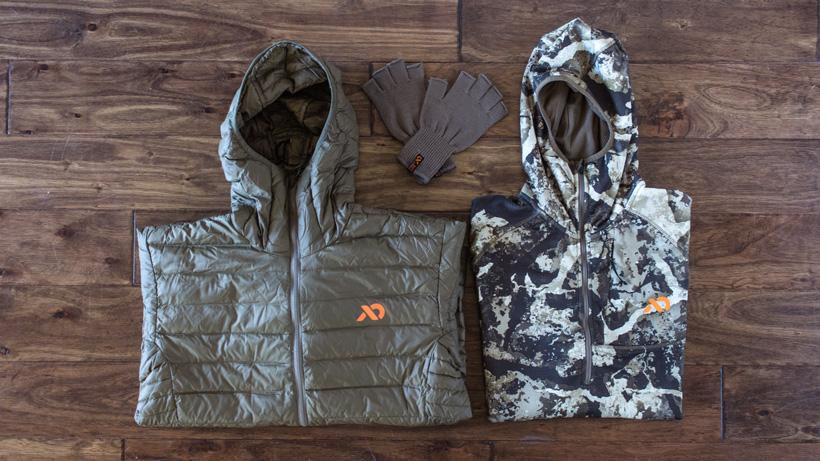 First Lite clothing for mule deer hunt