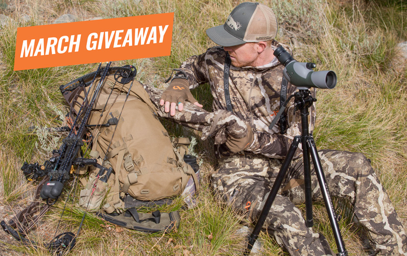 First Lite hunting clothing giveaway