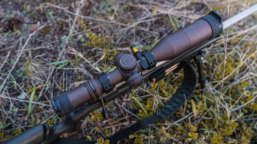 First focal plane or second focal plane for hunting