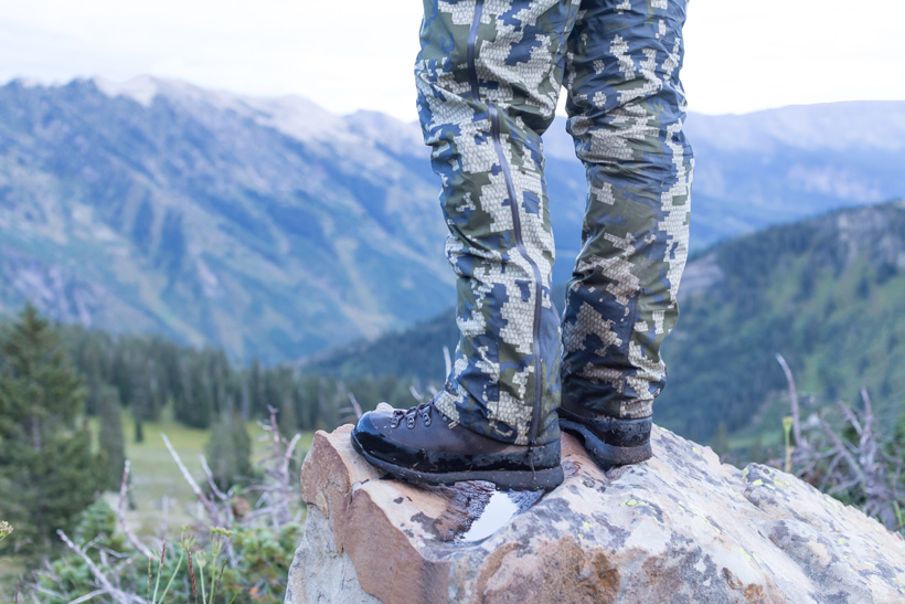 Footwear for hunters: The right boot