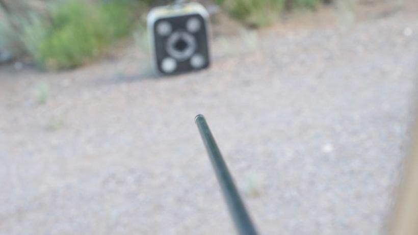 Gap aiming
