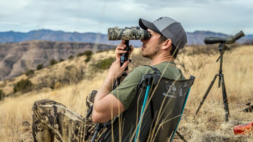 Glassing with Leupold Bx 5 Santiam HD 15x56 binoculars