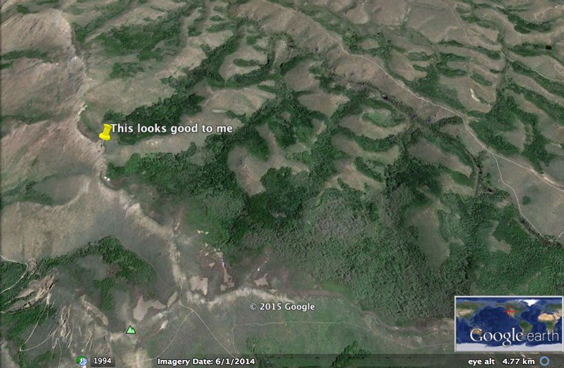Google Earth research