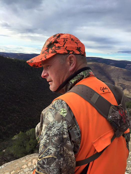 Hannah Kyceks dad looking for Colorado mule deer