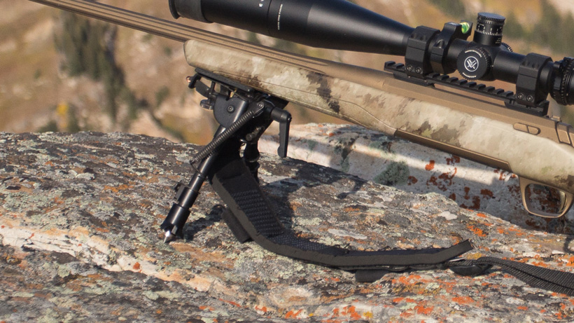 Harris swivel rifle bipod