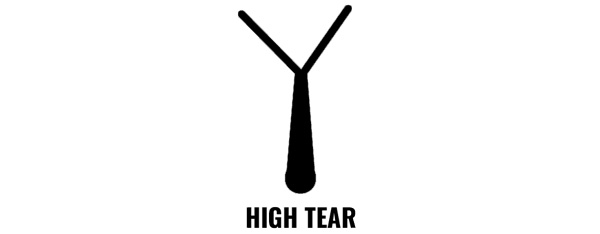 High paper tear while tuning bow