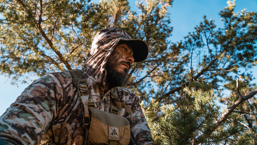 Gear and water tips for hot weather hunting