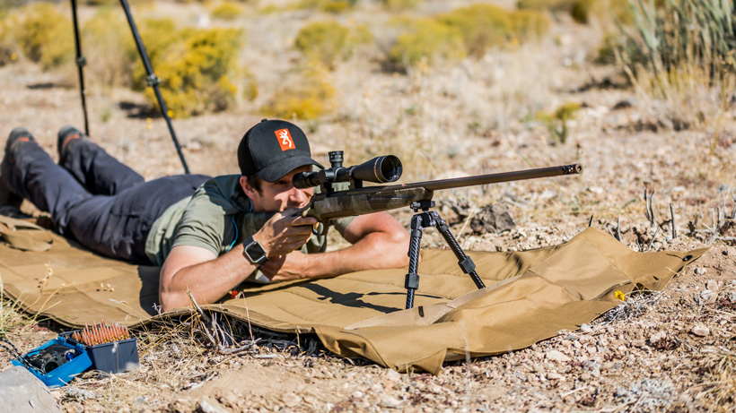 How to break in a new rifle barrel