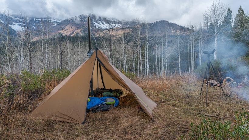 Seek Outside Tipi Tent