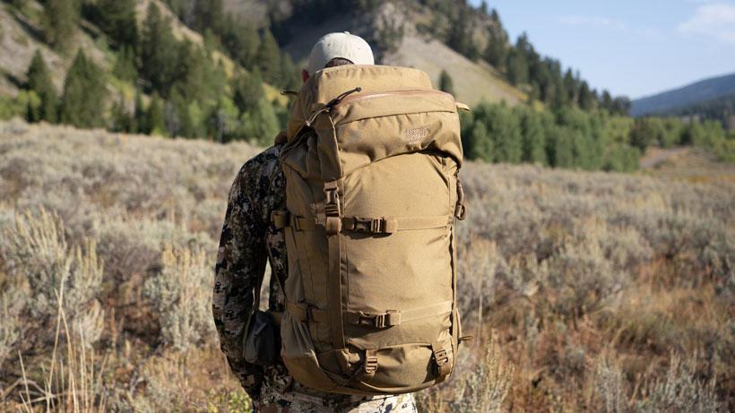 Hunting mule deer in elk country