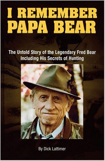 I Remember Papa Bear book