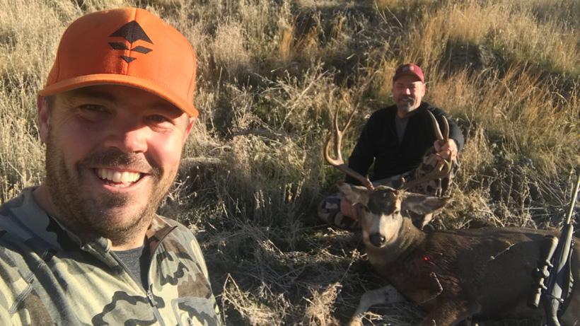 2017 Idaho buck