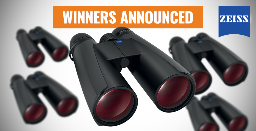 INSIDER December Zeiss binoculars winners