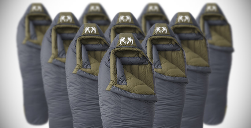 August INSIDER Giveaway - 10 KUIU Sleeping Bags