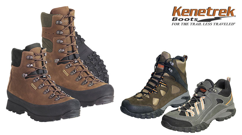 INSIDER March Kenetrek boot giveaway