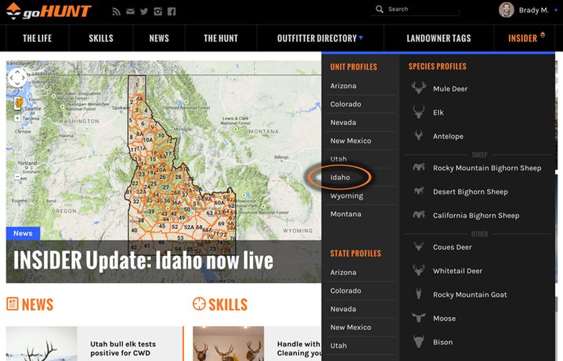 Idaho INSIDER profiles now live