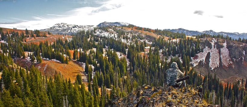 Idaho backcountry
