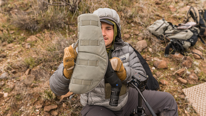 Importance of a spotting scope cover for hunting