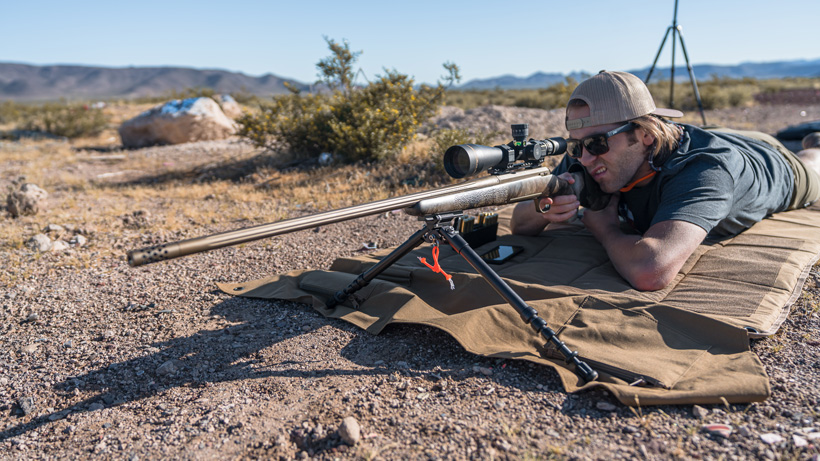 Importance of dry fire rifle practice at home and while hunting