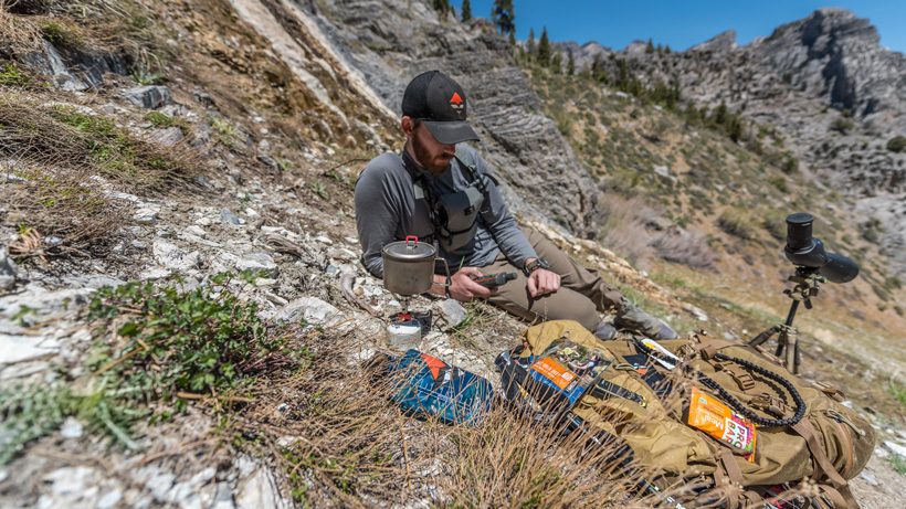 Important backcountry essentials for hunting